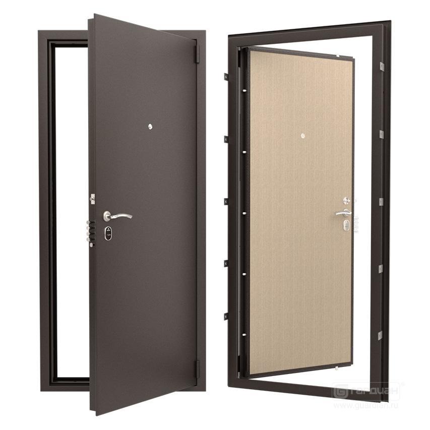 двери взломостойкие входные